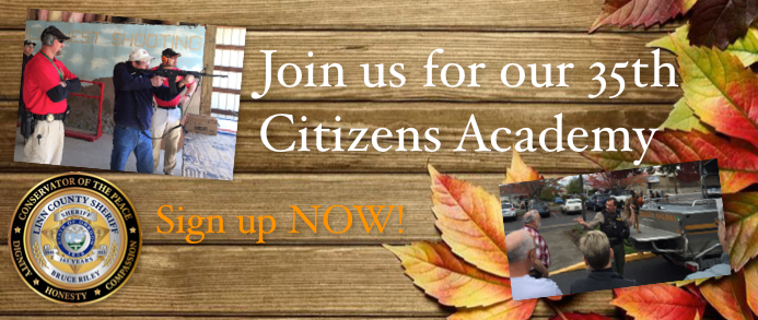 2016 Citizens Academy