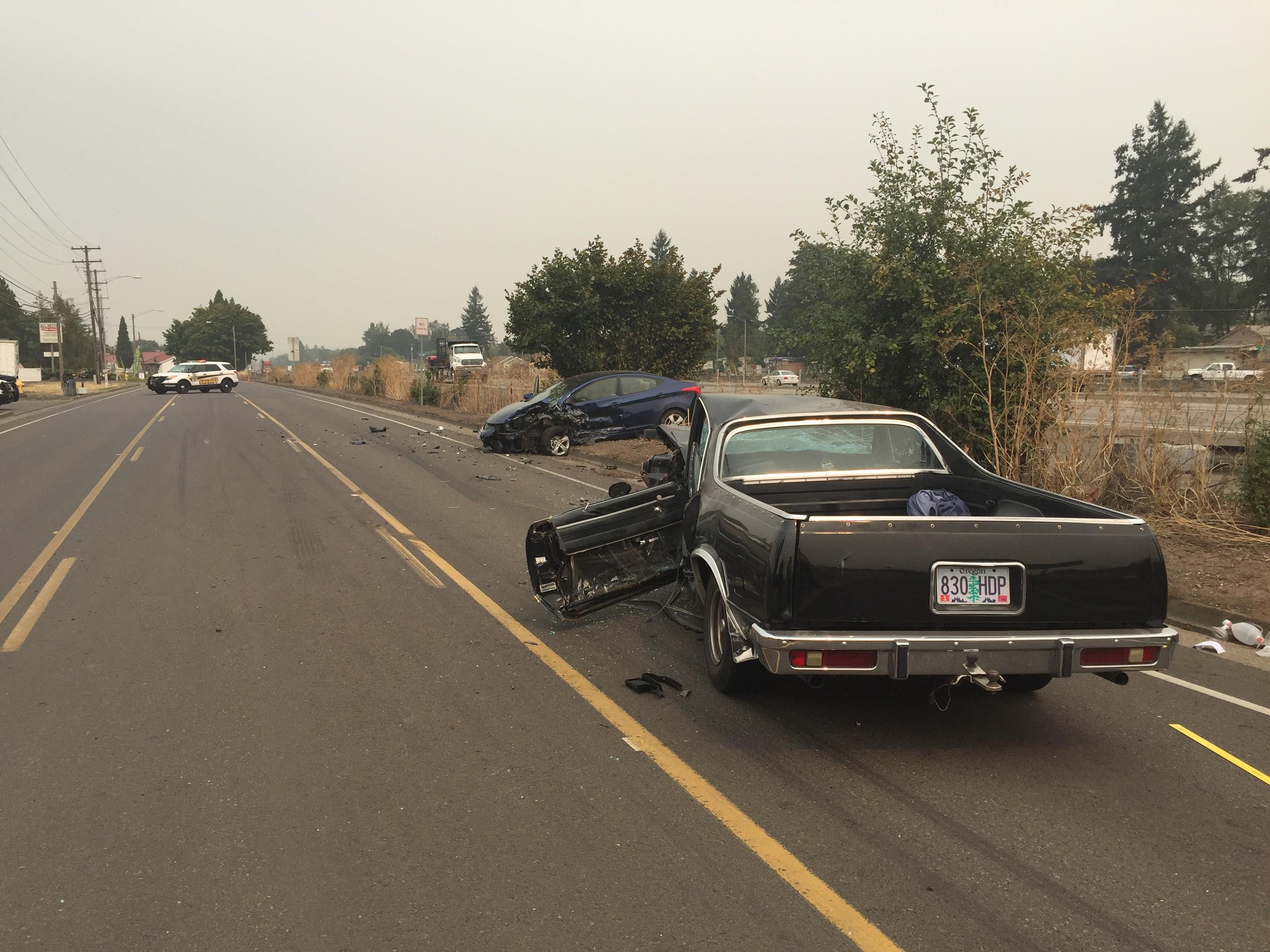 Update: Linn County Investigating Fatal Crash On Old Salem Road
