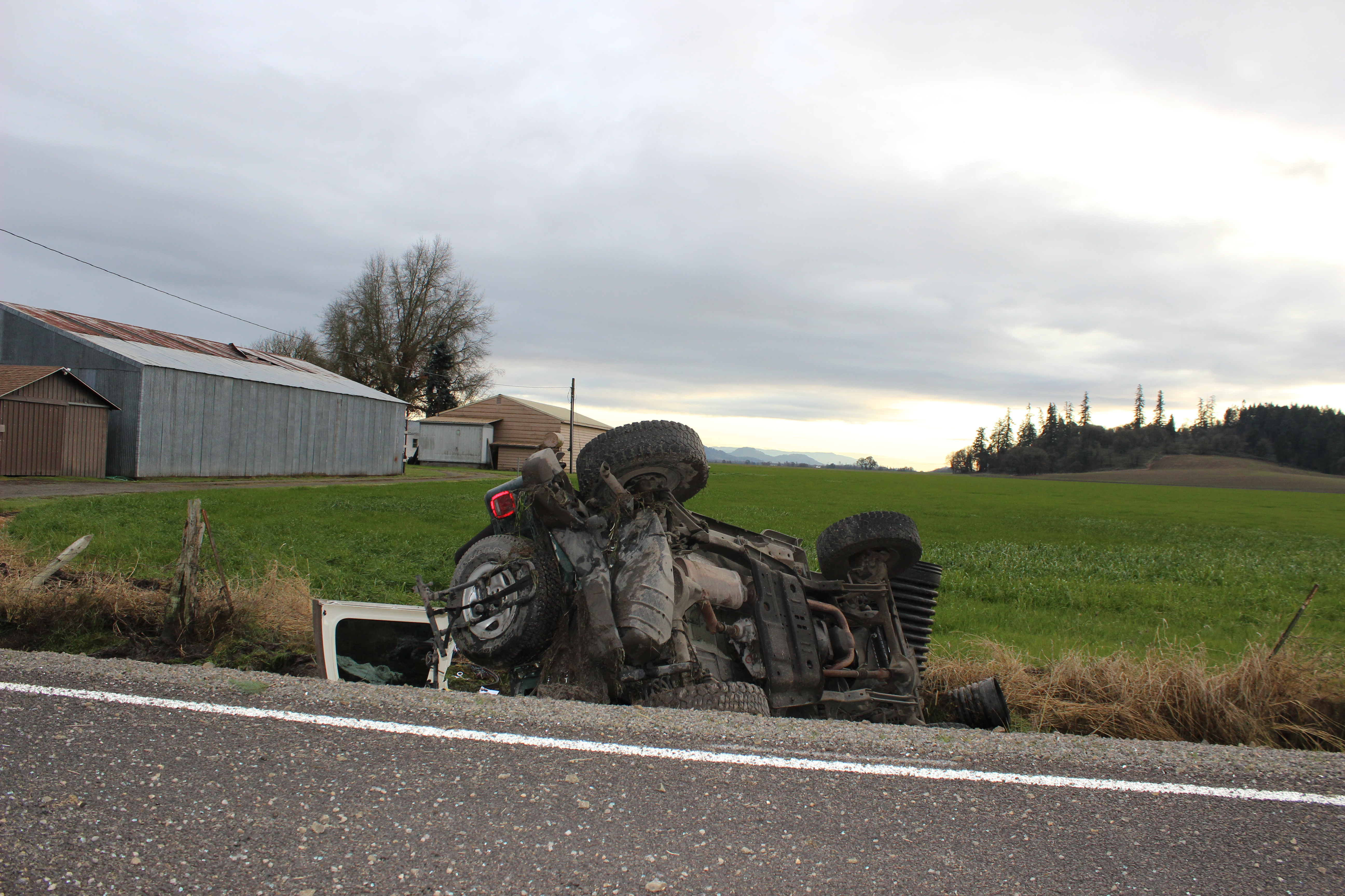 Update* Linn County Sheriff's Office Investigates Fatal Crash on