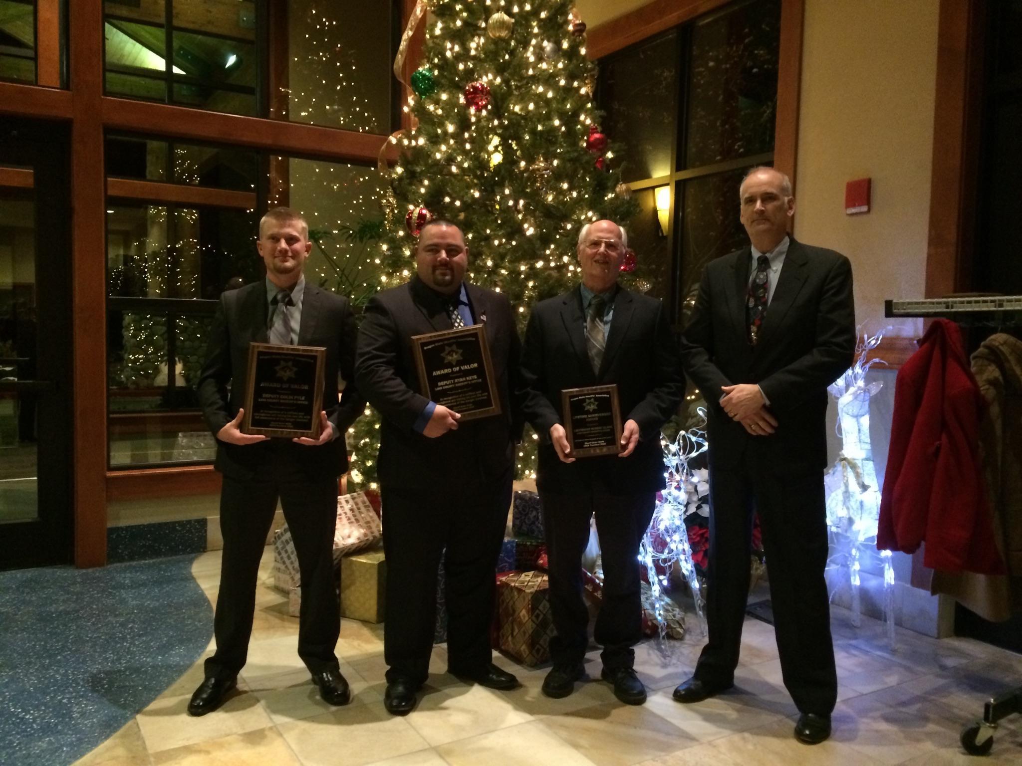 Linn County Sheriff Deputies Receive OSSA Awards - Linn ...