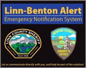Linn-Benton Alert