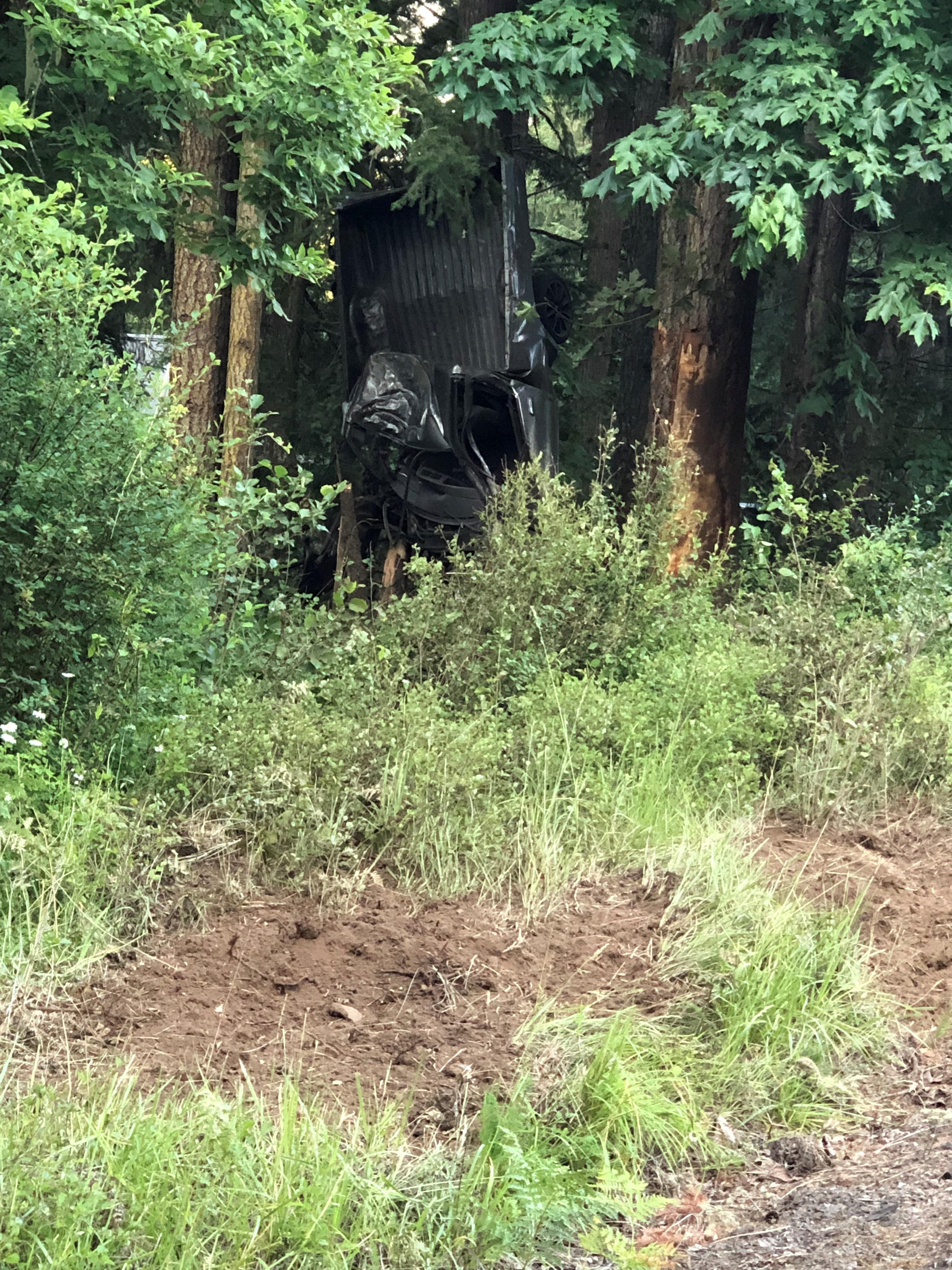 Linn County Sheriff's Office Investigates Sweet Home Fatal Crash
