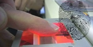The Sheriff's Office provides fingerprinting services.